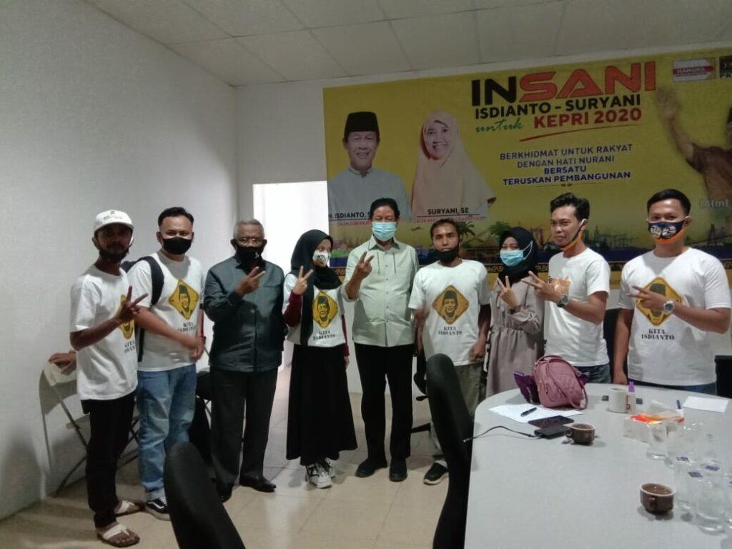 Foto Batam, Kota Batam, KPU, KPU Batam, KPU Kota Batam, Pilkada kota batam, Pilwako Batam, Pilwako Batam 2020