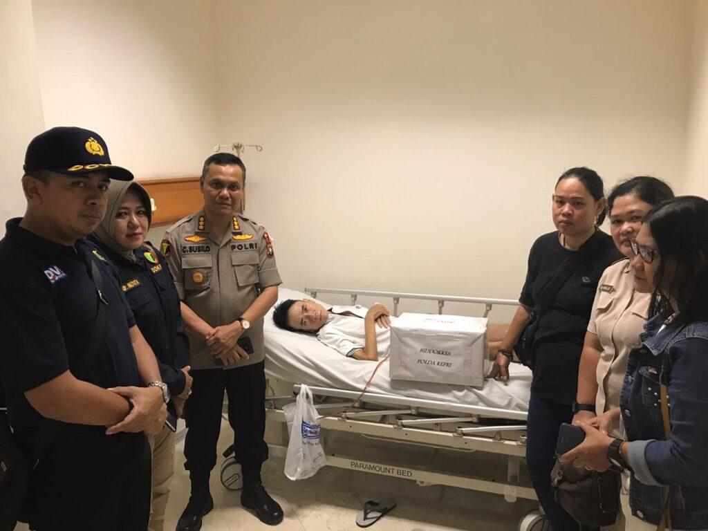 Foto Haji permata, haji permata wafat, Headline, karimun, Kkss karimun, Pengurus BPC KKSS, pengusaha haji permata
