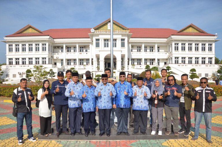 Foto Ansar Ahmad, H.A Manan Jafar, kepri, Kepulauan Riau, pilkada, Pilkada Kepri, tokoh masyarakat