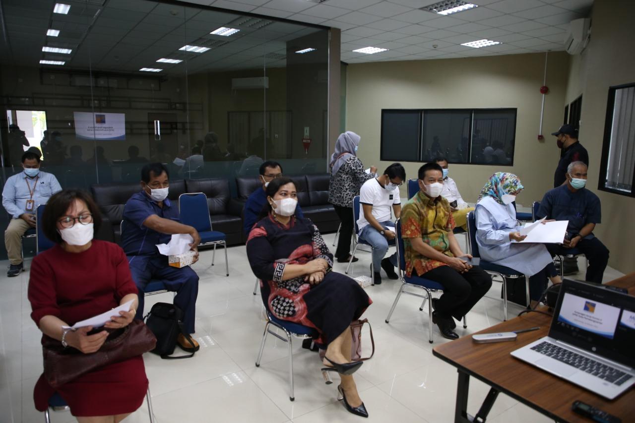 Foto Batam, BP Batam, dprd kota pematangsiantar, kantor pelayanan spam, Kunker dprd pematangsiantar, Spam batam