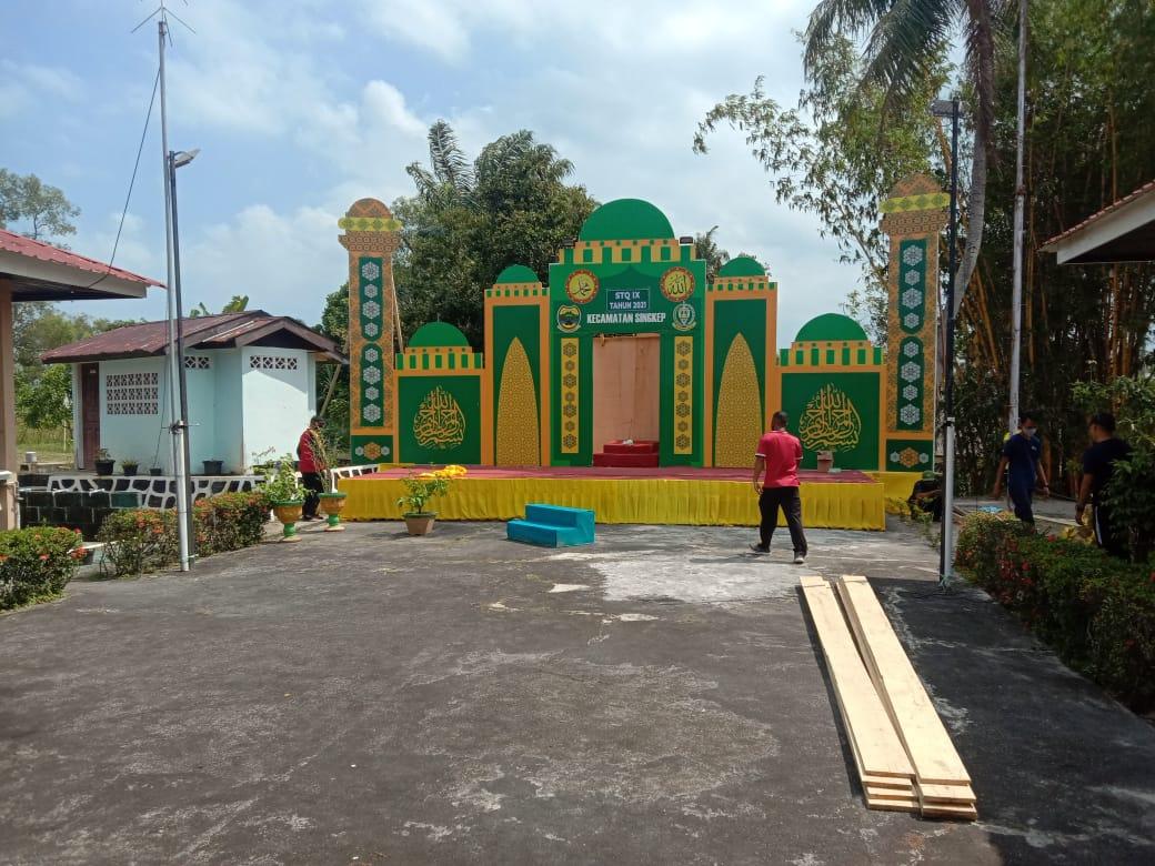 STQ Tingkat Kecamatan Singkep