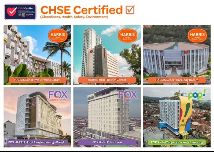 TAUZIA Hotels Regional Sumatera