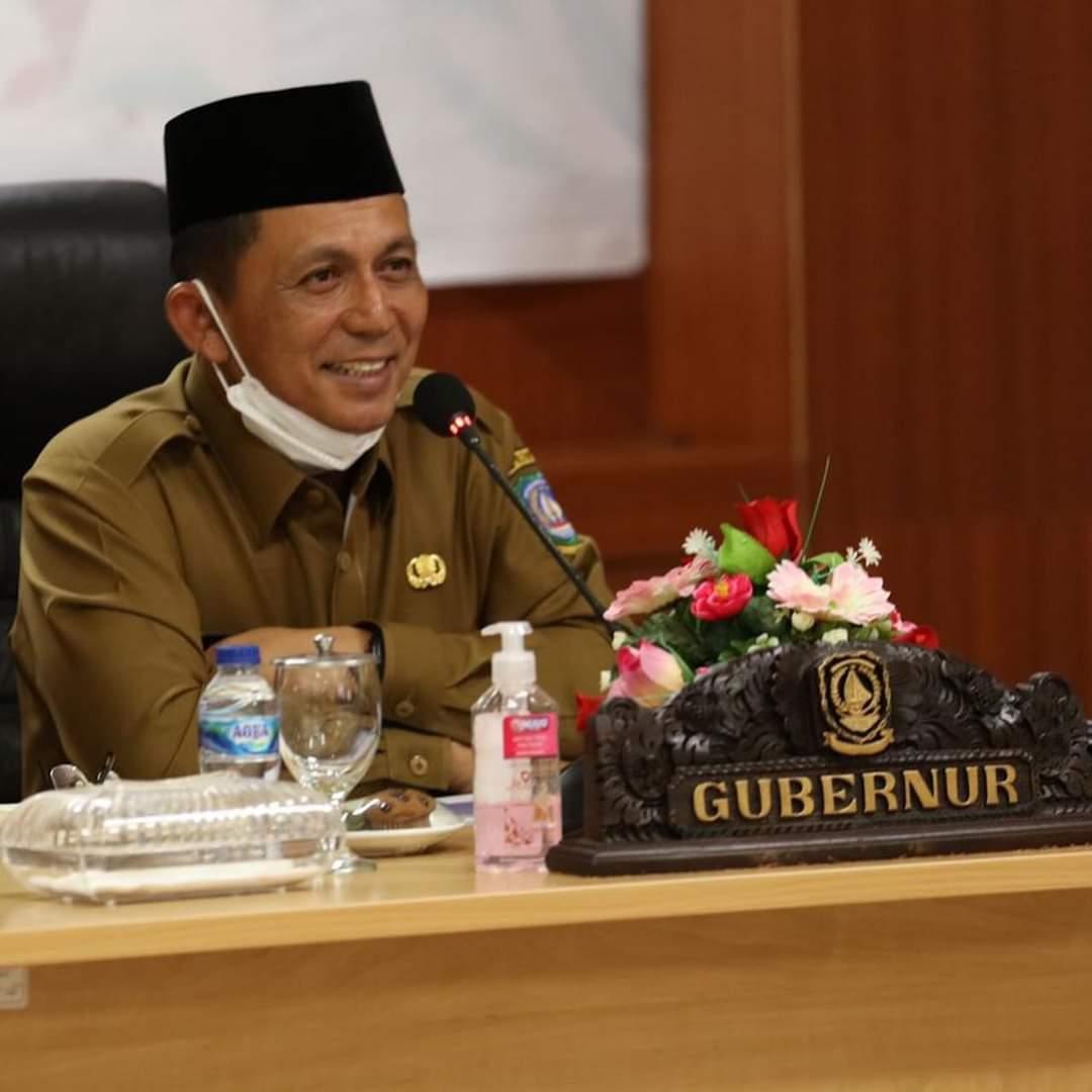 Foto ansar gubernur kepri, Sembako di kepri, sembako murah