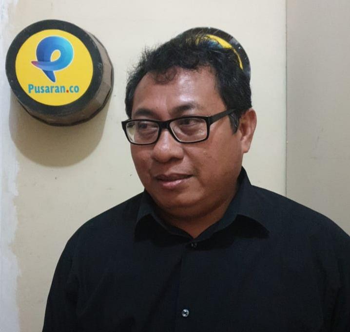 Foto Ketua SMSI, Ketua SMSI Firdaus, Ketum smsi