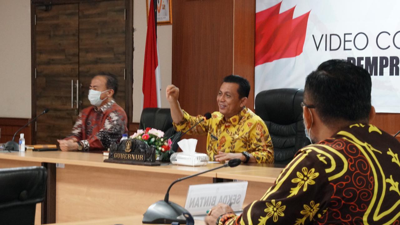 Foto bts 4g lte, dirut bakti, gubernur ansar ahmad, gubernur kepri ansar ahmad, jaringan 4G