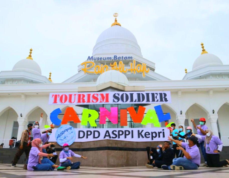 Foto Tourism Soldier Carnival Kepri