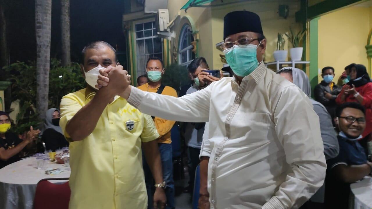 Foto Aunur-anwar hasyim, bupati dan wakil bupati karimun, Headline, pelantikan aunur-anwar