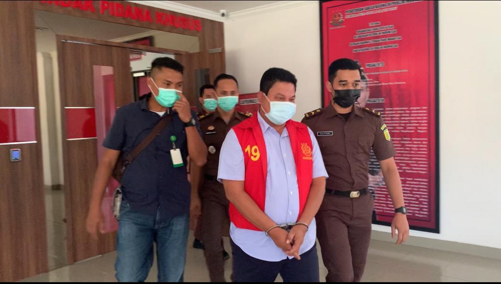 Foto Dishub Kota Batam, Headline, kadishub batam, Oknum Dishub Batam