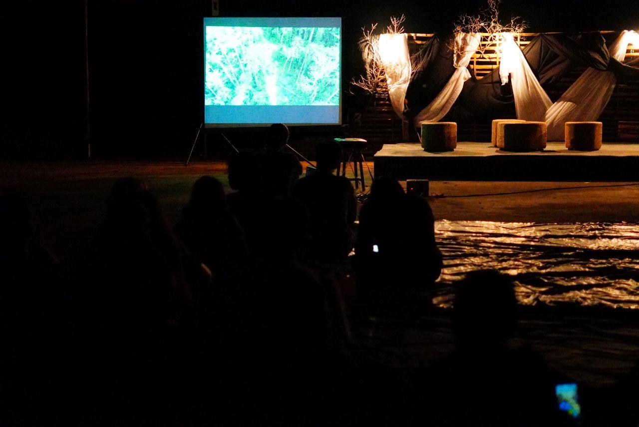 Foto AJI Kota Batam, akar bumi indonesia, Hutan mangrove, ngo dan aji, Nobar film kinipan