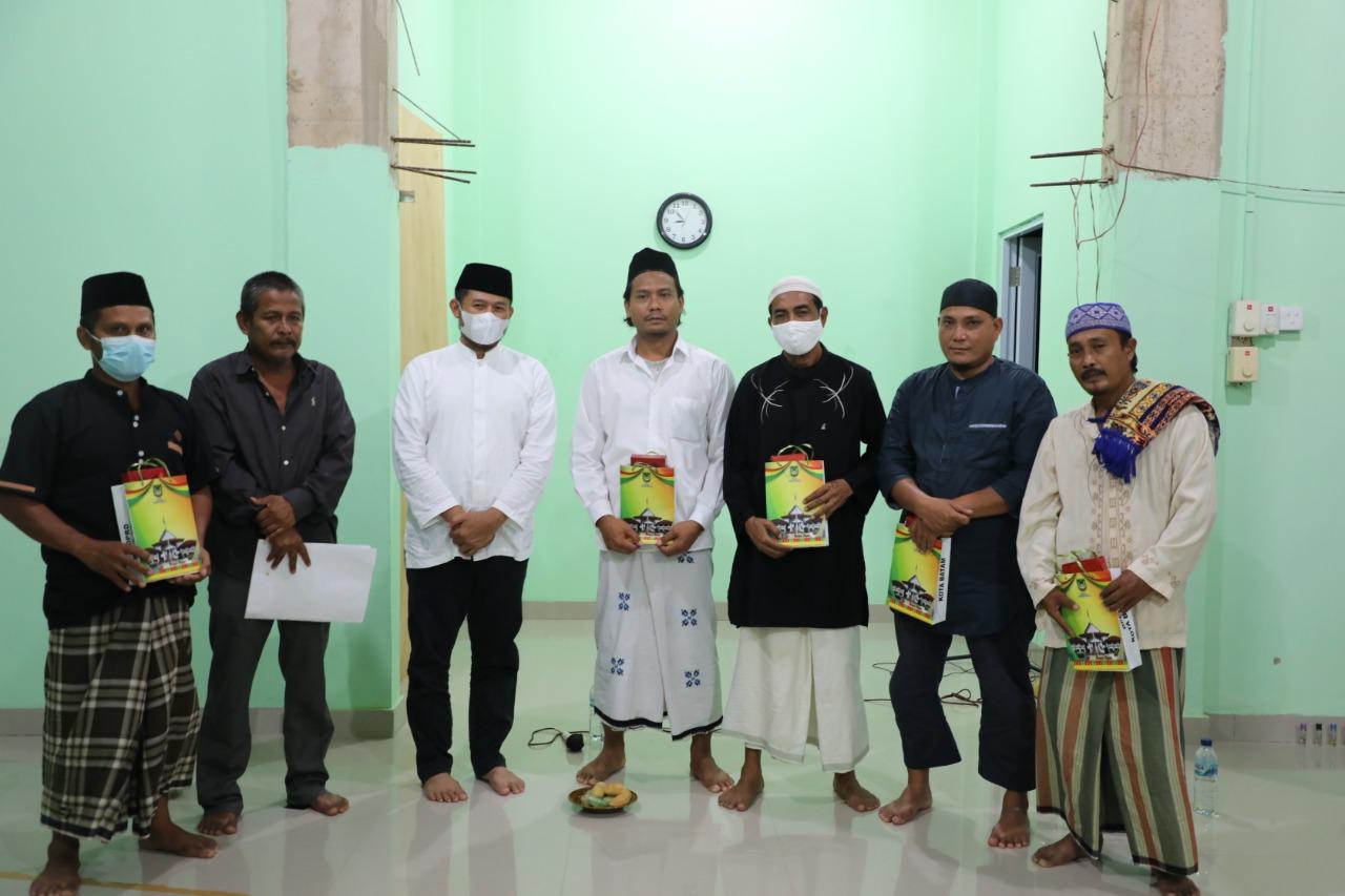 Foto Cak Nur, cak nur batam, Ketua DPRD Batam, Ketua DPRD Kota Batam, masjid nurul huda, Nuryanto DPRD Batam