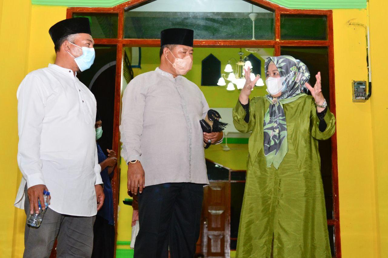 Foto Anambas, letung anambas, safari ramadan wagub, umkm di kepri, Wagub marlin agustina, wakil gubernur marlin