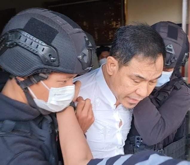 Foto baiat teroris, Ditangkap densus 88, Headline, Munarman ditangkap, munarman ditangkap densus, Munarman FPI