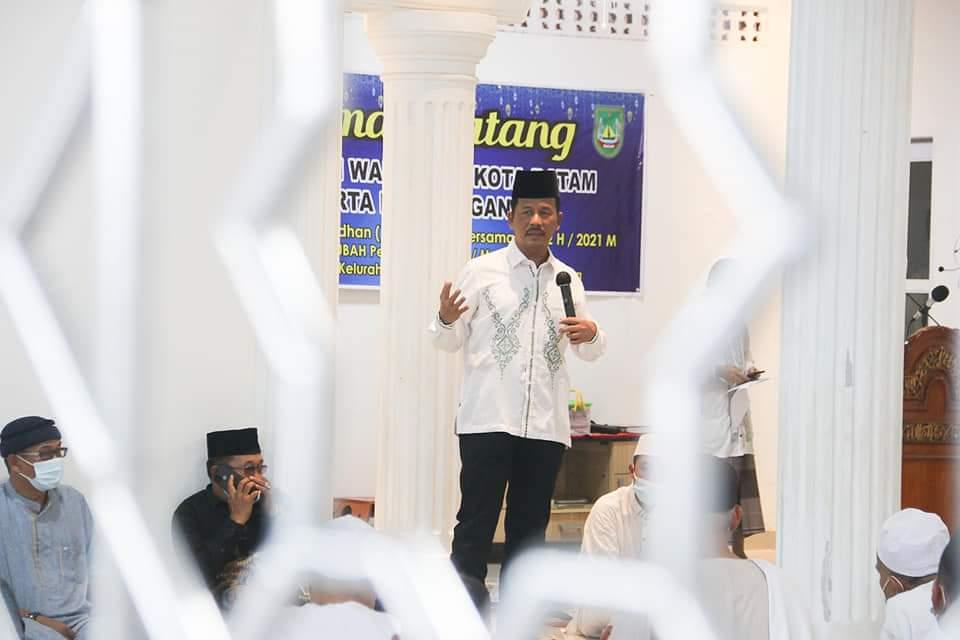 Foto Bangkitkan ekonomi batam, Ekonomi Batam, generasi batam, HM Rudi, lawan pandemi, Pertumbuhan Ekonomi, Wali Kota Batam