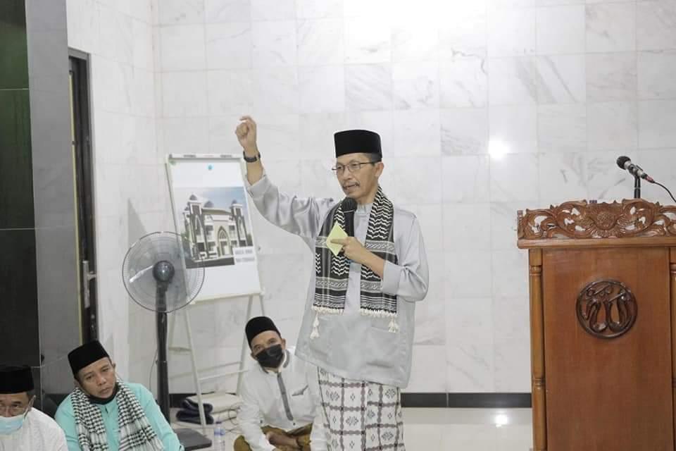 Foto Amsakar Achmad, Batam, Kota Batam, prokes, Protokol kesehatan, sosialisasi prokes, tokoh agama, Wawako Batam Amsakar Achmad