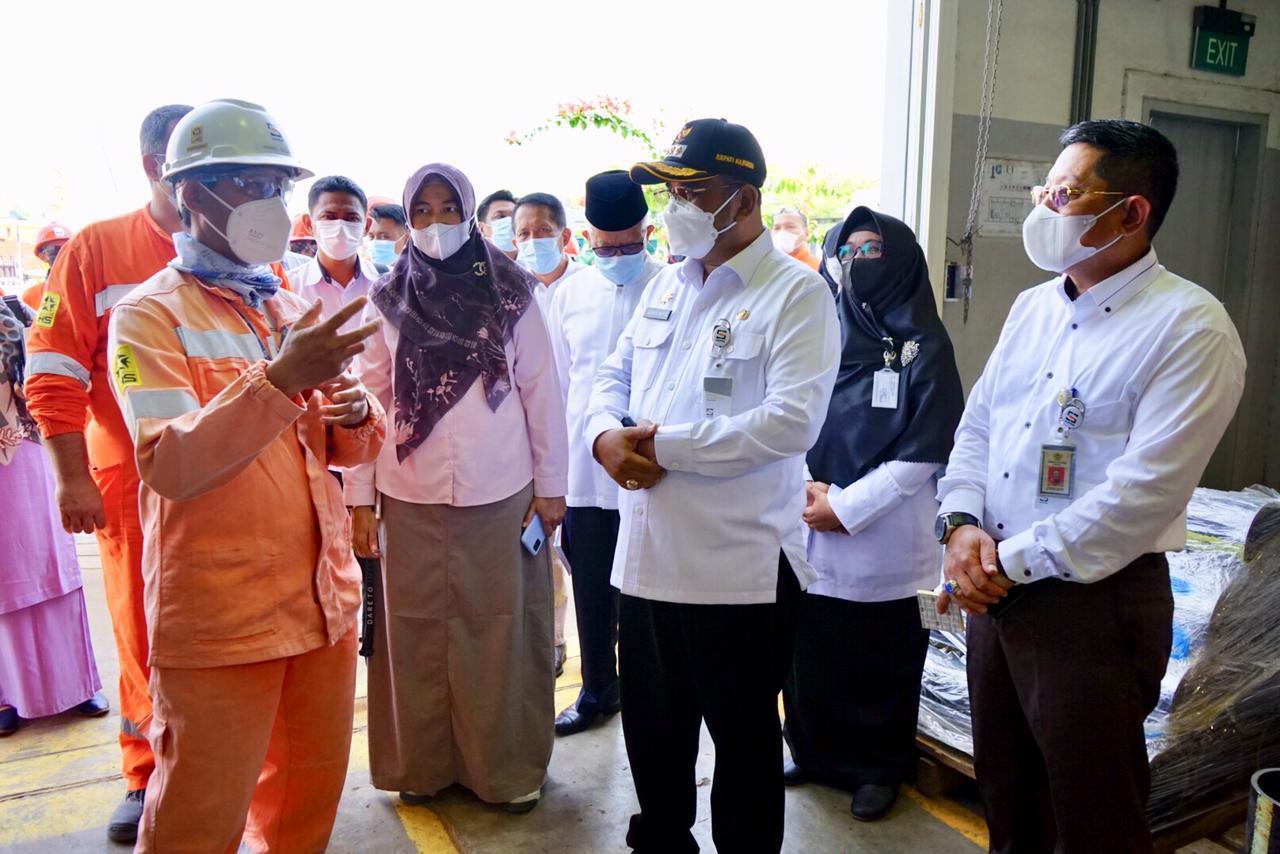 Foto bangun blk, blk batam, BLK di Kepri, karimun, Kepulauan Riau, workshop blk di karimun