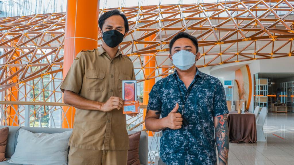 Foto Barelang, Batam, Hadiah iPhone 12, harris resort barelang, Harris resort barelang batam, Menu Buka Puasa, tamu harris resort, voucher harris resort
