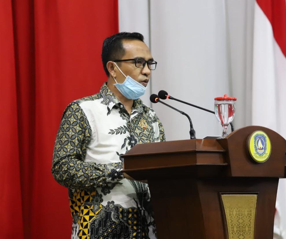 Foto Anggota DPRD Kepri Wahyu wahyudin, bantuan pendidikan, belajar daring, Belajar tatap muka, kepri, Kepulauan Riau, kesejahteraan pendidikan, Wahyu Wahyudin