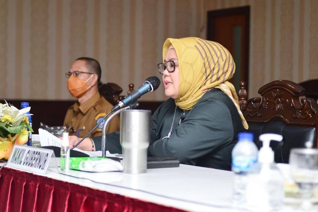 Foto Kepulauan Riau, penanganan stunting, Stunting, stunting di batam, wagub marlin, Wakil Gubernur Kepri