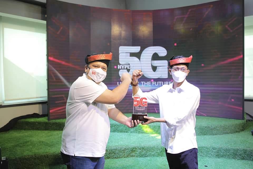 Foto Amsakar Achmad, Batam, Headline, jaringan 5g batam, Jaringan 5G telkomsel, Kota Batam, Peluncuran telkomsel 5G, Telkomsel, Telkomsel 5g, telkomsel luncurkan jaringan 5g, WAWAKO BATAM
