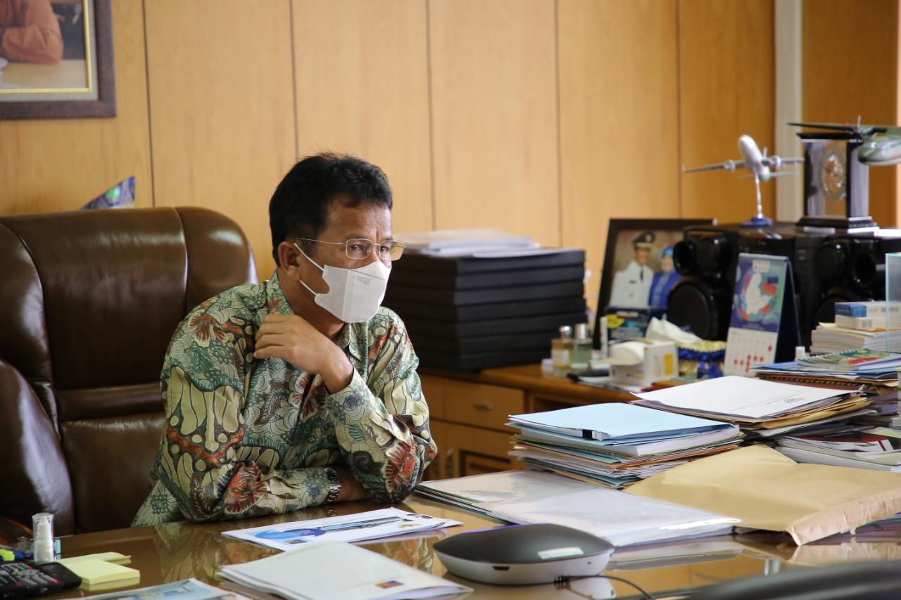Foto BP Batam, Bp Batam Raker bersama DPR RI, DPR RI, Headline, Kepala BP Batam, rdp bersama komisi VI DPR, rencana kerja bp batam