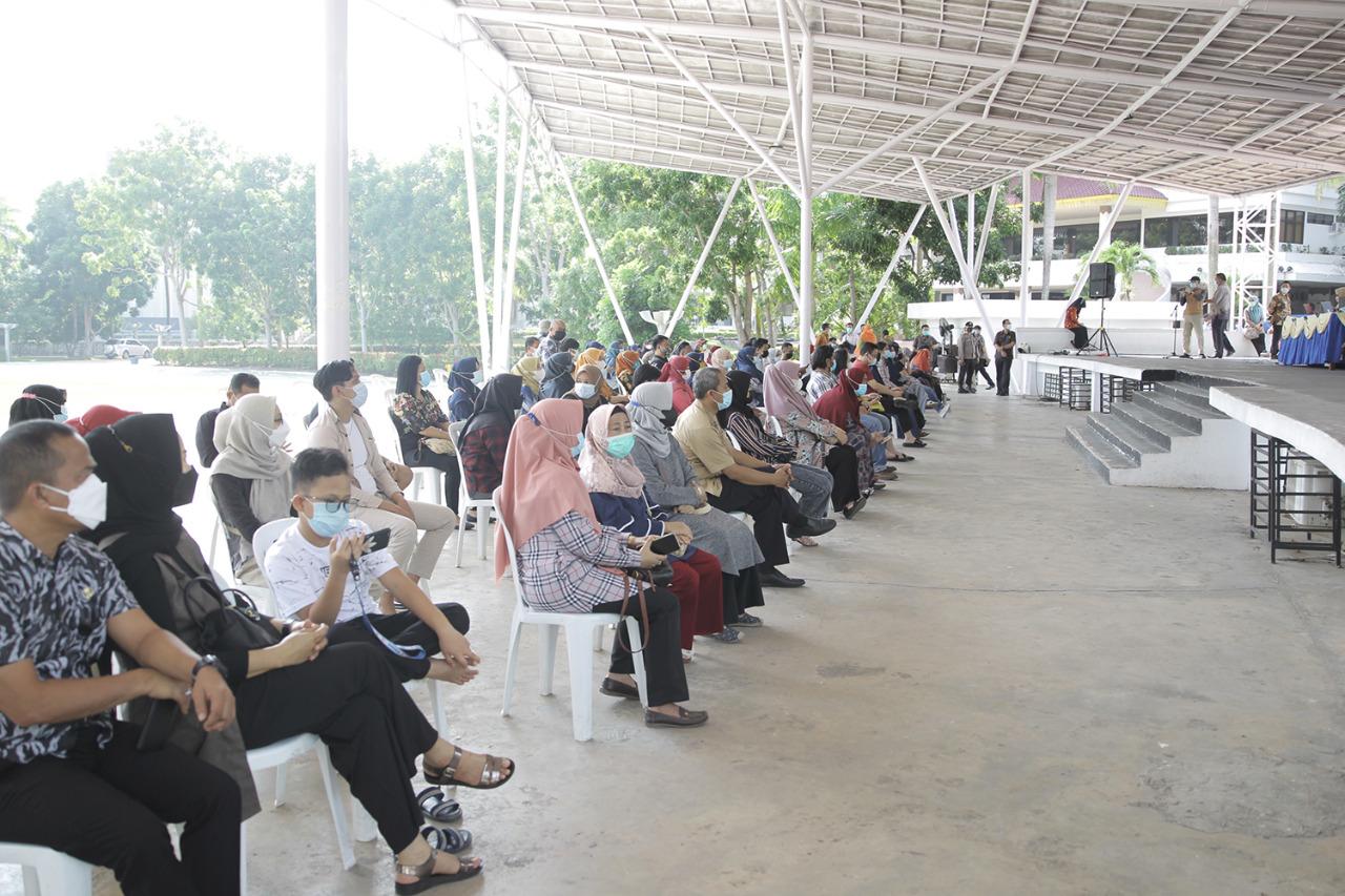 Foto asn divaksin, Batam, batam hari ini, kabar batam hari ini, Kota Batam, pegawai pemko, Pegawai pemko divaksin, vaksinasi, vaksinasi asn, vaksinasi massal