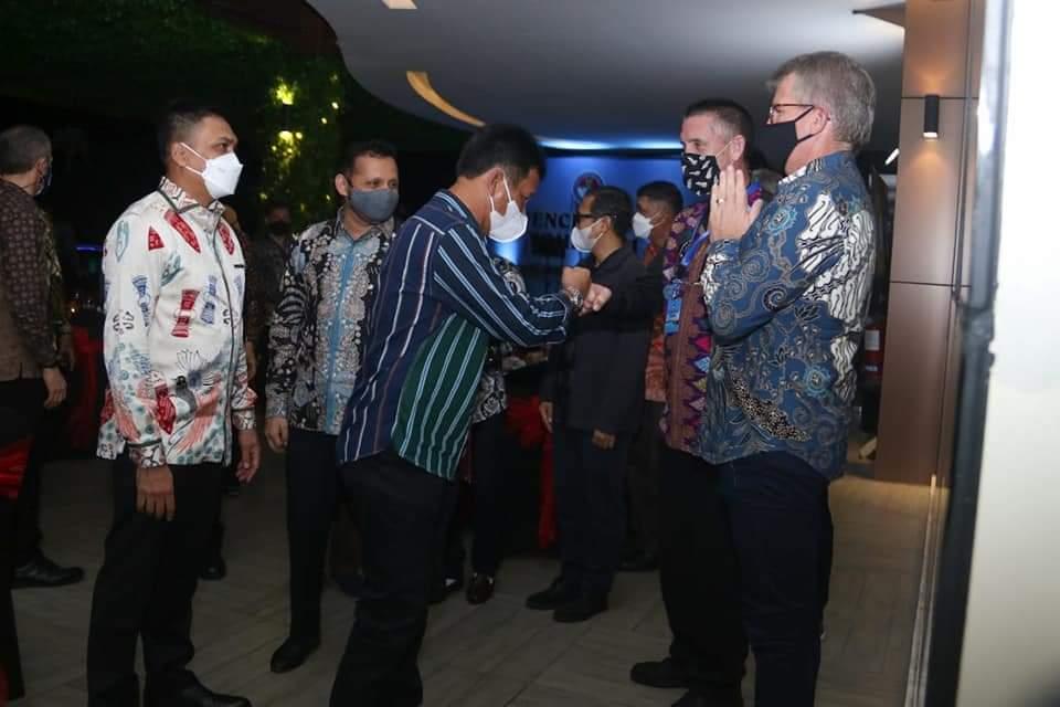 Foto Batam, HM Rudi, kabar batam, Kota Batam, negara sahabat, rudi sambut negara sahabat, tour atase negara sahabat, Wali Kota Batam