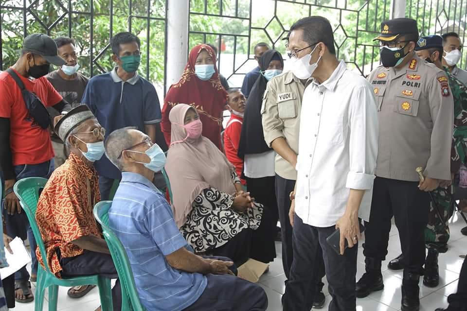 Foto Batam, Kota Batam, sukseskan vaksinasi, vaksinasi, vaksinasi di batam, vaksinasi massal