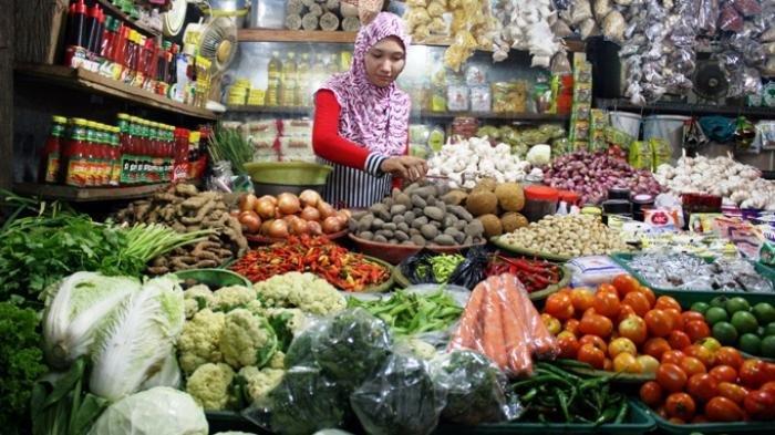 Foto ppn, sembako kena pajak, Sembako kena ppn, sembako pasar tradisional