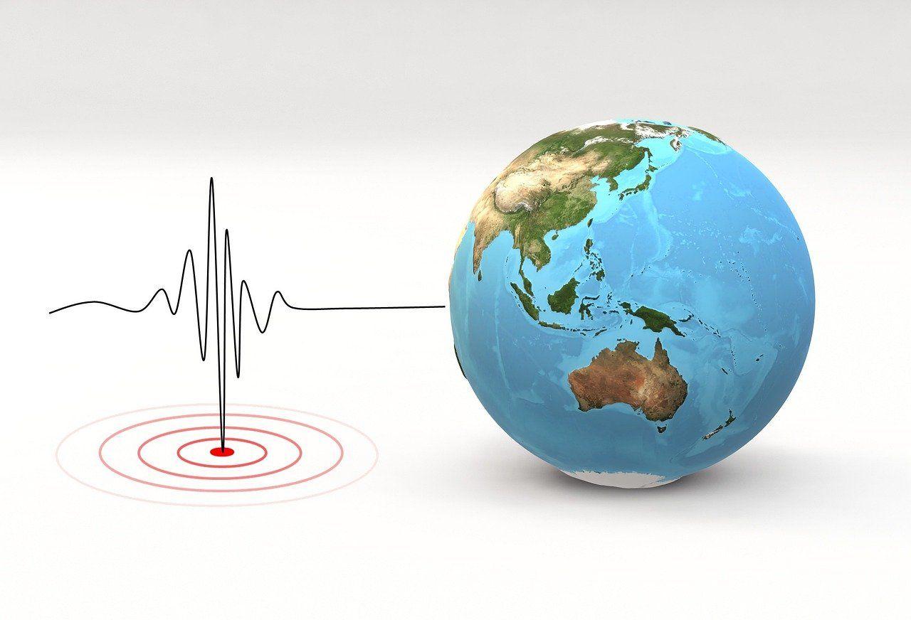 Ilustraso. Gempa Bumi.(ist)