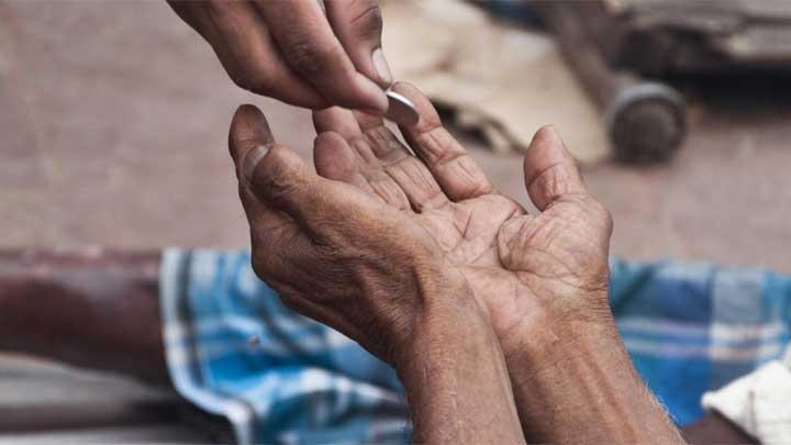 Foto BPs, Orang Miskin, Orang Miskin Naik