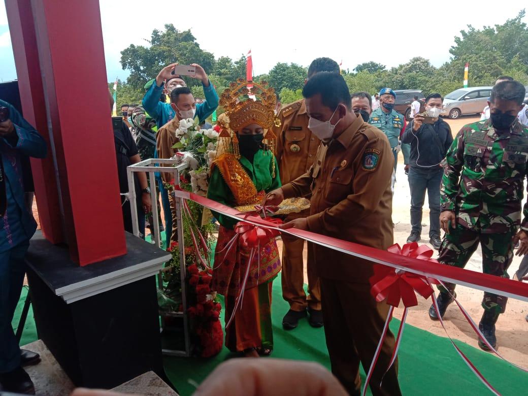 Foto bunguran timur laut, Gedung USB SMKN 1 Bunguran Timur, gubernur kepri ansar ahmad