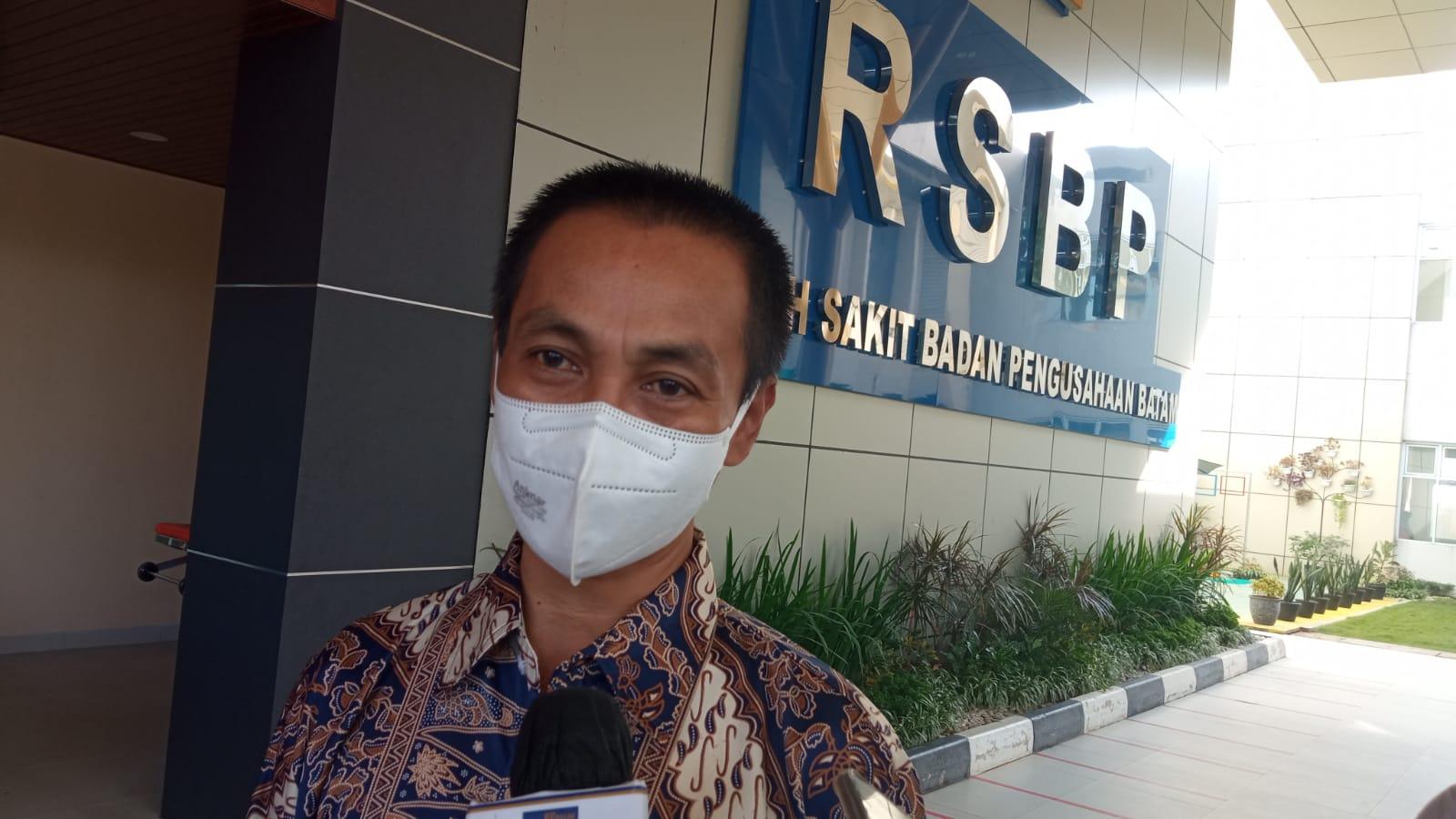 Foto Batam, BP Batam, Fasilitas di RSBP Batam, Layanan RSBP Batam, RSBP Batam, Rsbp batam jamin ketersediaan oksigen