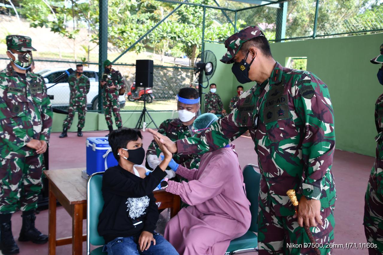 Foto Danrem 033/Wira Pratama, kabar tanjungpinang