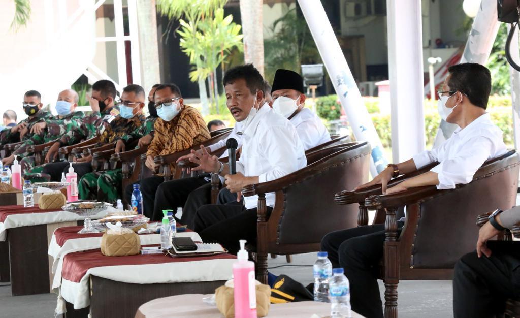 Foto Batam, batam ppkm darurat, Kota Batam, Pemko batam berlakukan PPKM Level 4, ppkm darurat, ppkm level 4